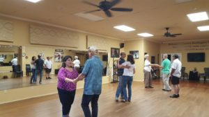 Beginner West Coast Swing class